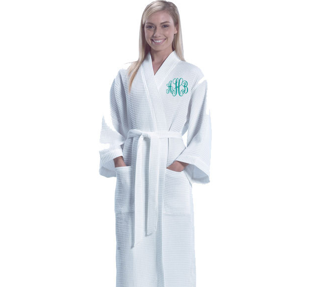 what to get mom for christmas monogrammed robe